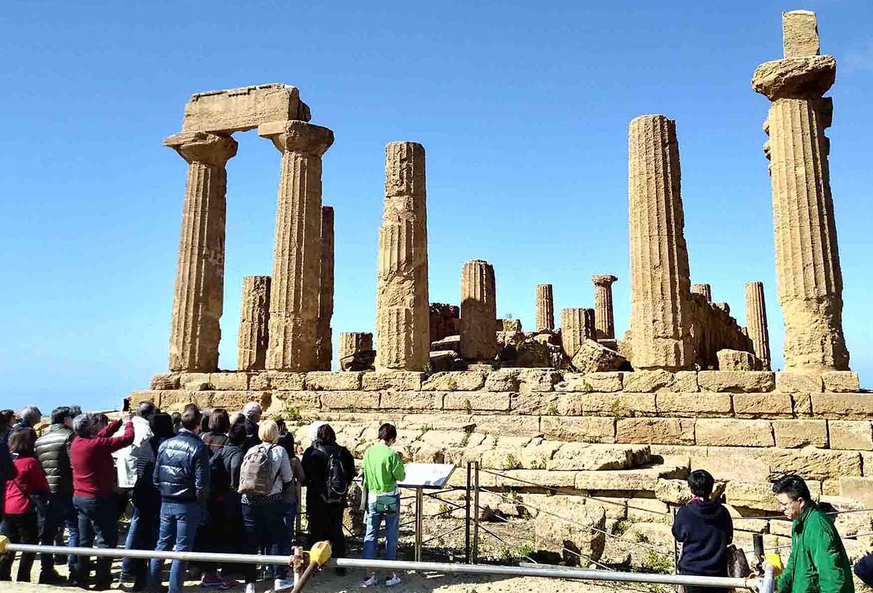 Sicily Tour - Agrigento Temples to Piazza Armerina 6