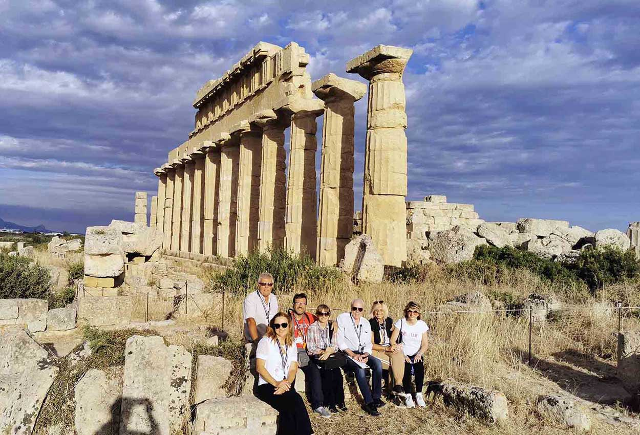 Sicily Tour - Agrigento Temples to Piazza Armerina 7