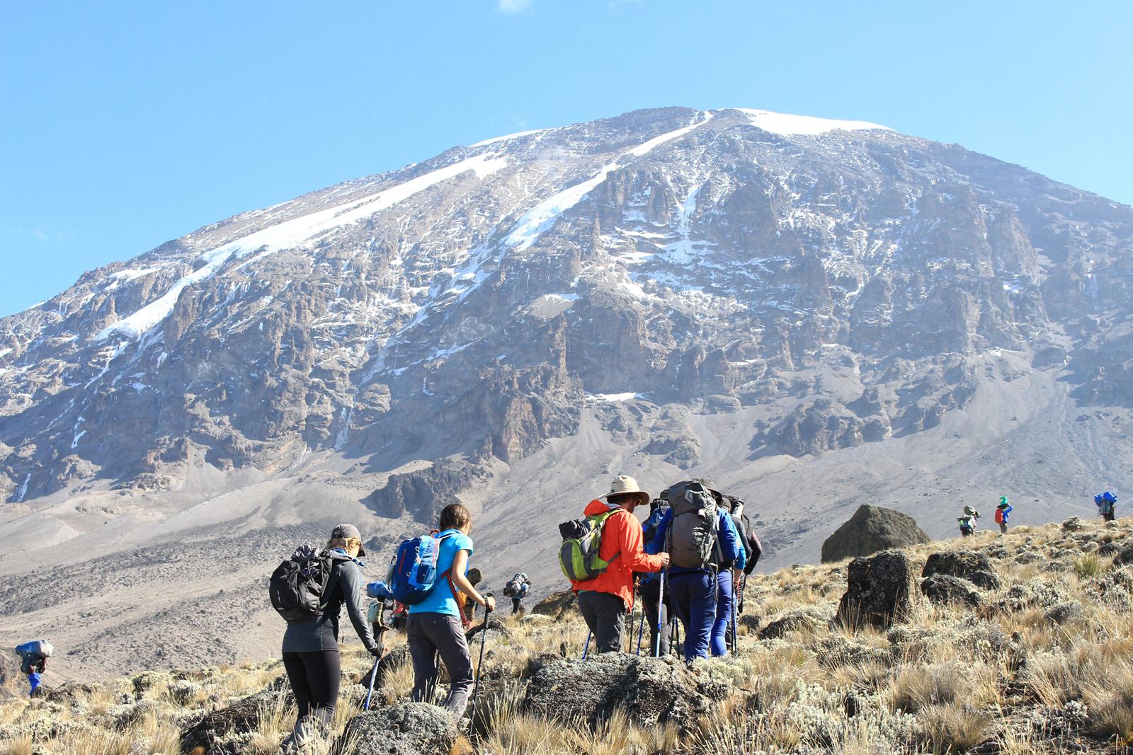 8 Days Mount Kilimanjaro Hiking Tour via Lemosho Route 2