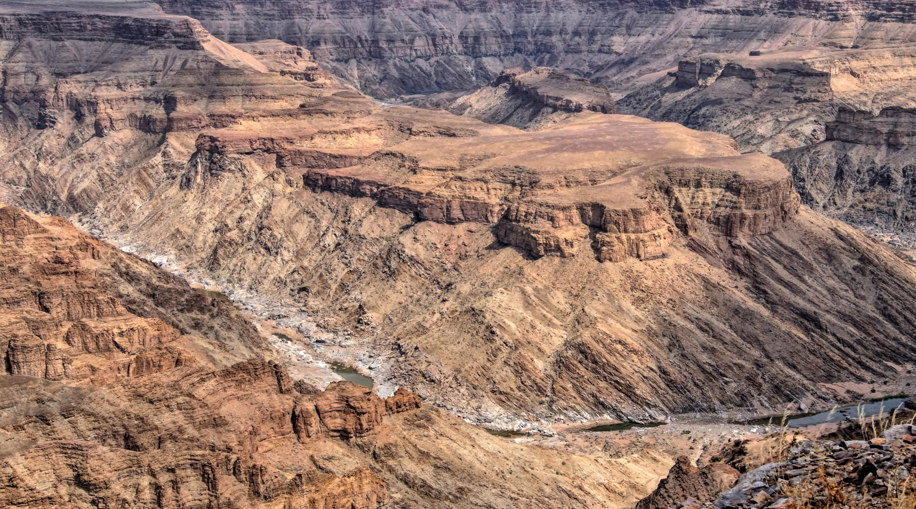 Fish River Canyon in Namibia – The World's Second Largest Canyon