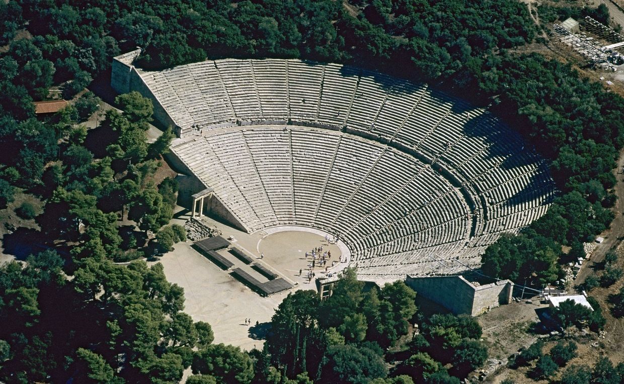 Classical Nauplion Tour from Athens in Five Days