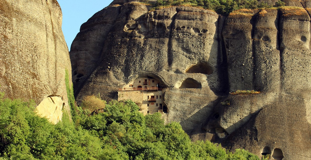 Meteora Tour from Corfu