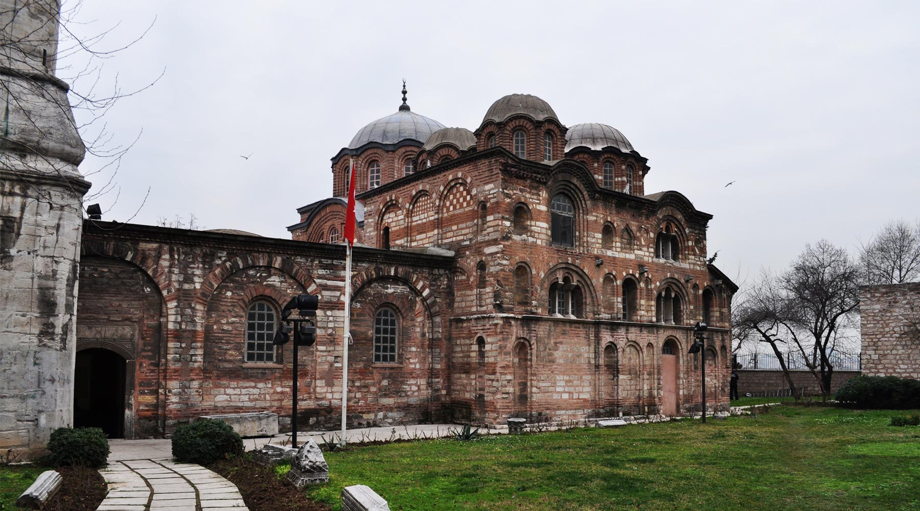 Pammakaristos Church (Fethiye Mosque) – A Fantastic Unknow Church in Istanbul