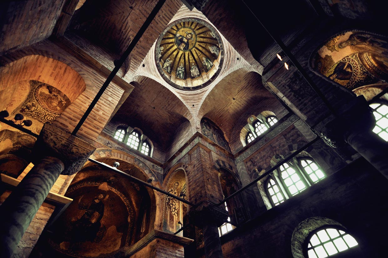 Pammakaristos Church (Fethiye Mosque) - A Fantastic Unknow Church in Istanbul 1