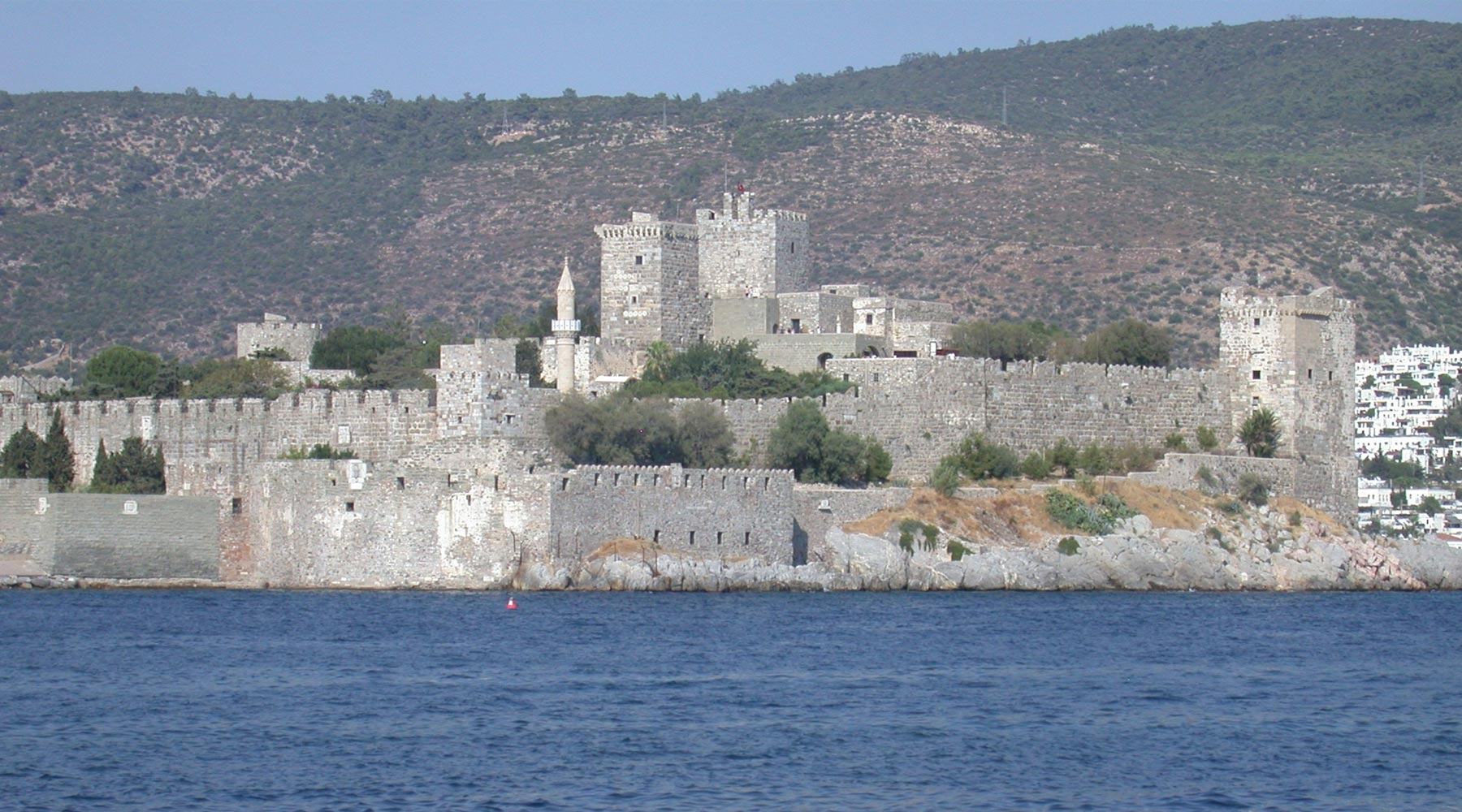 Bodrum Castle – The Castle of St. Peter in Bodrum
