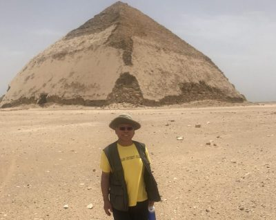 Great Pyramid of Giza in Egypt 3