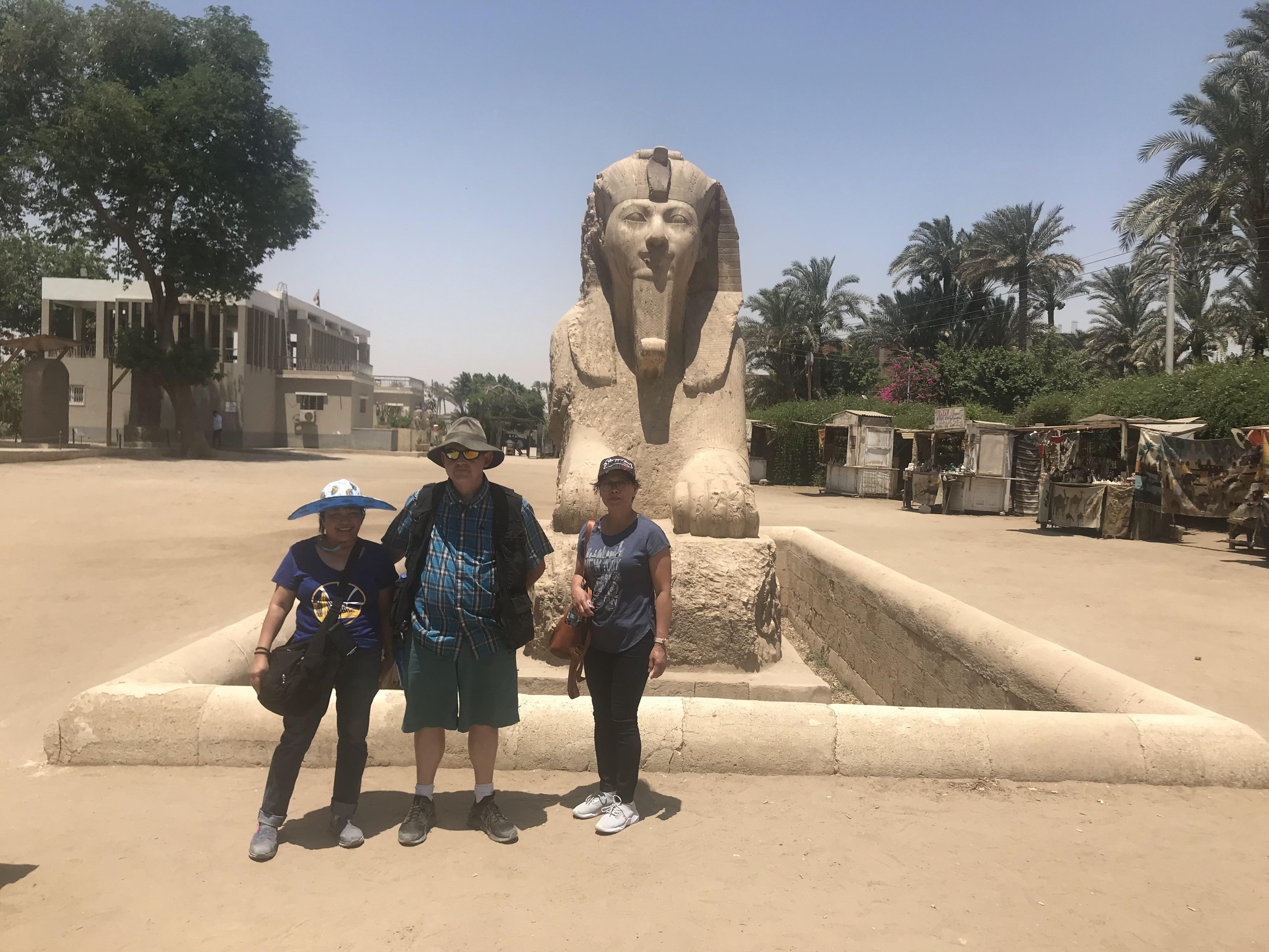 Day Tour from Cairo to Dahshur Pyramids, Sakkara & Memphis 2
