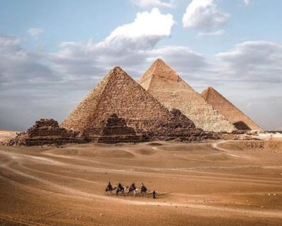 Great Pyramid of Giza in Egypt 4