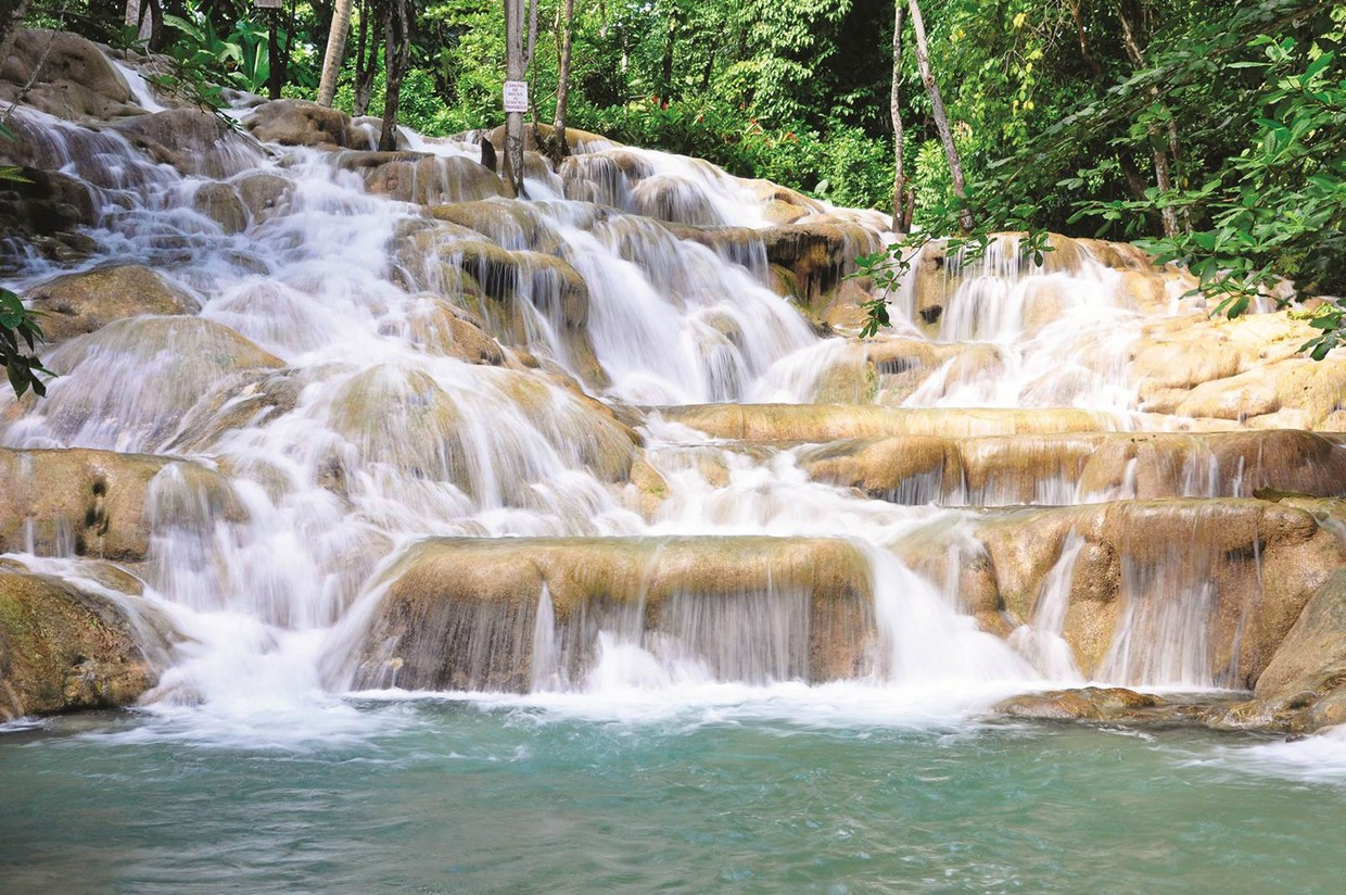 From Blue Hole Secret Falls to Dunn's River Falls & Park 2