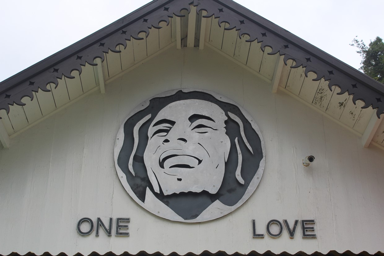 Bob Marley Nine Mile - Dunn's River Falls & Park 1