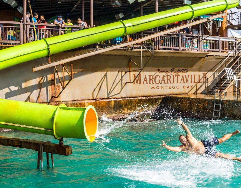 Dunn's River Falls & Park - Margaritaville Beach Bar 1