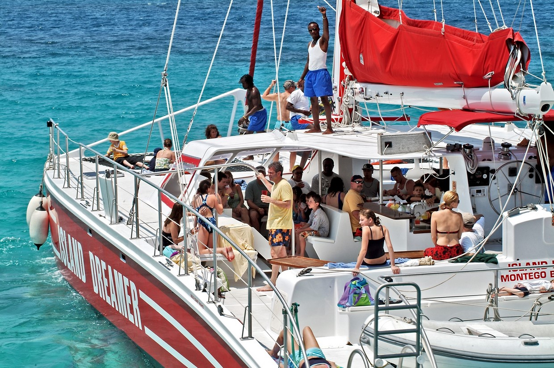 Montego Bay Catamaran Cruise, Snorkel & Margaritaville 1