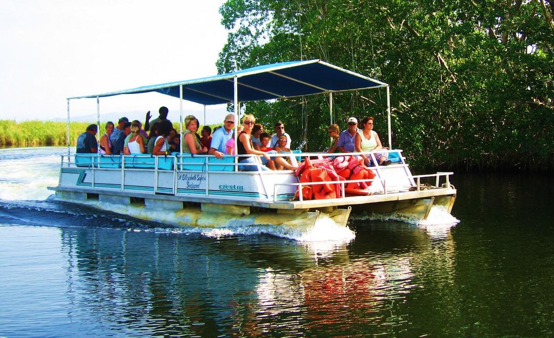 YS Falls Experience & Black River Safari 1