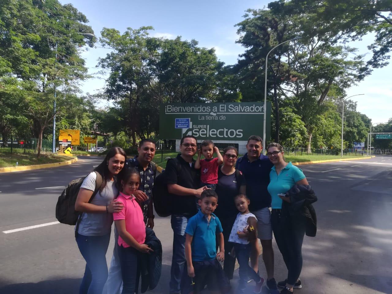 6 Days Around El Salvador 2