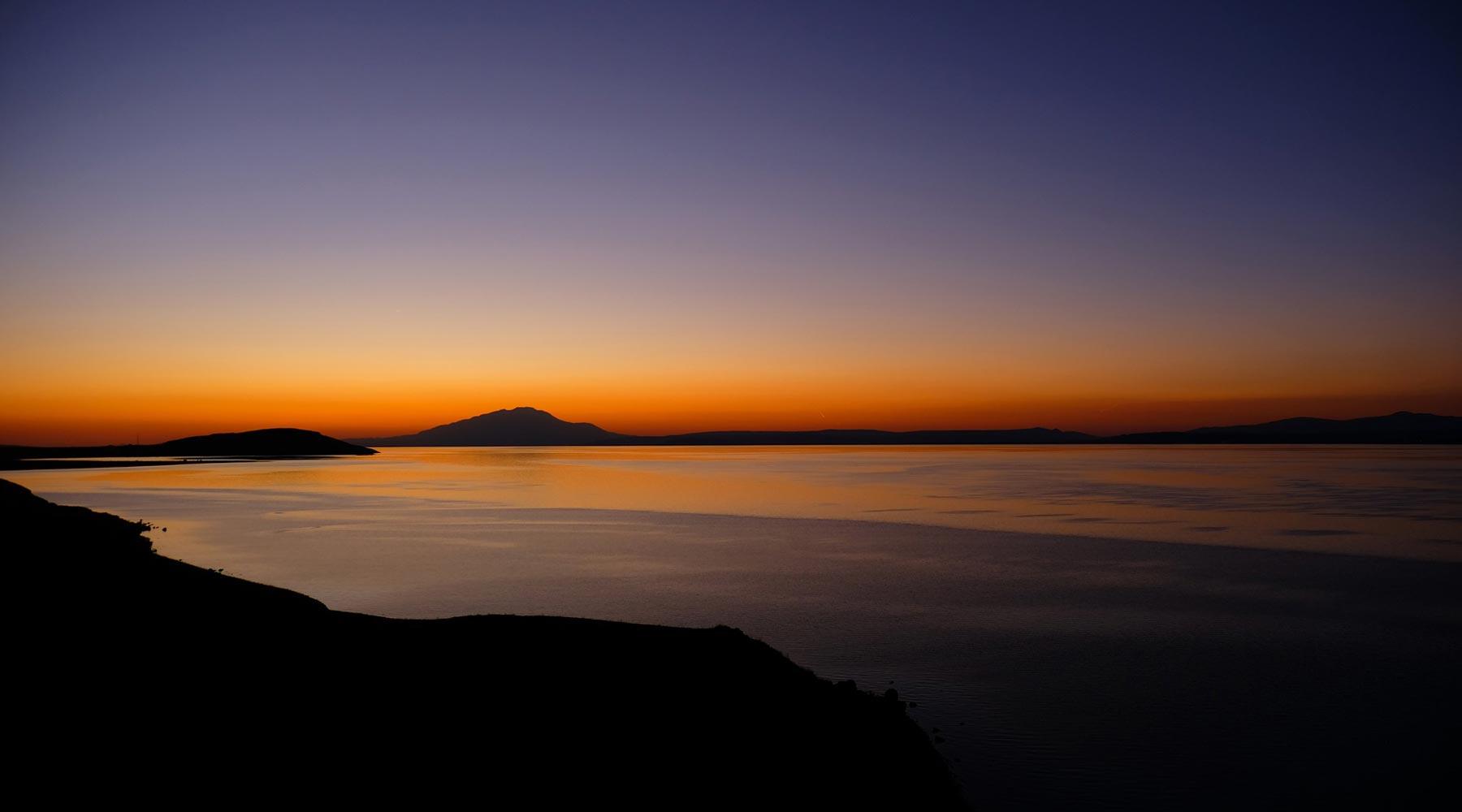 Lake Van – The Largest Lake in Turkey