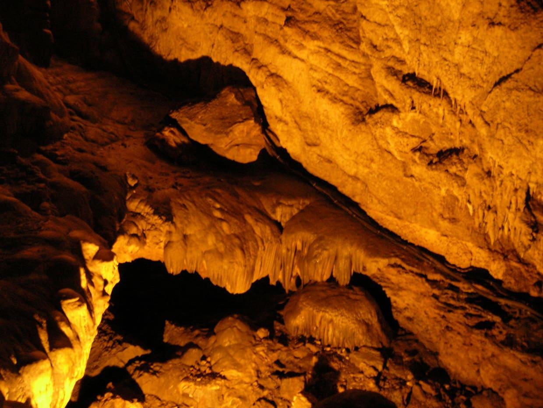 Dim Cave in Turkey