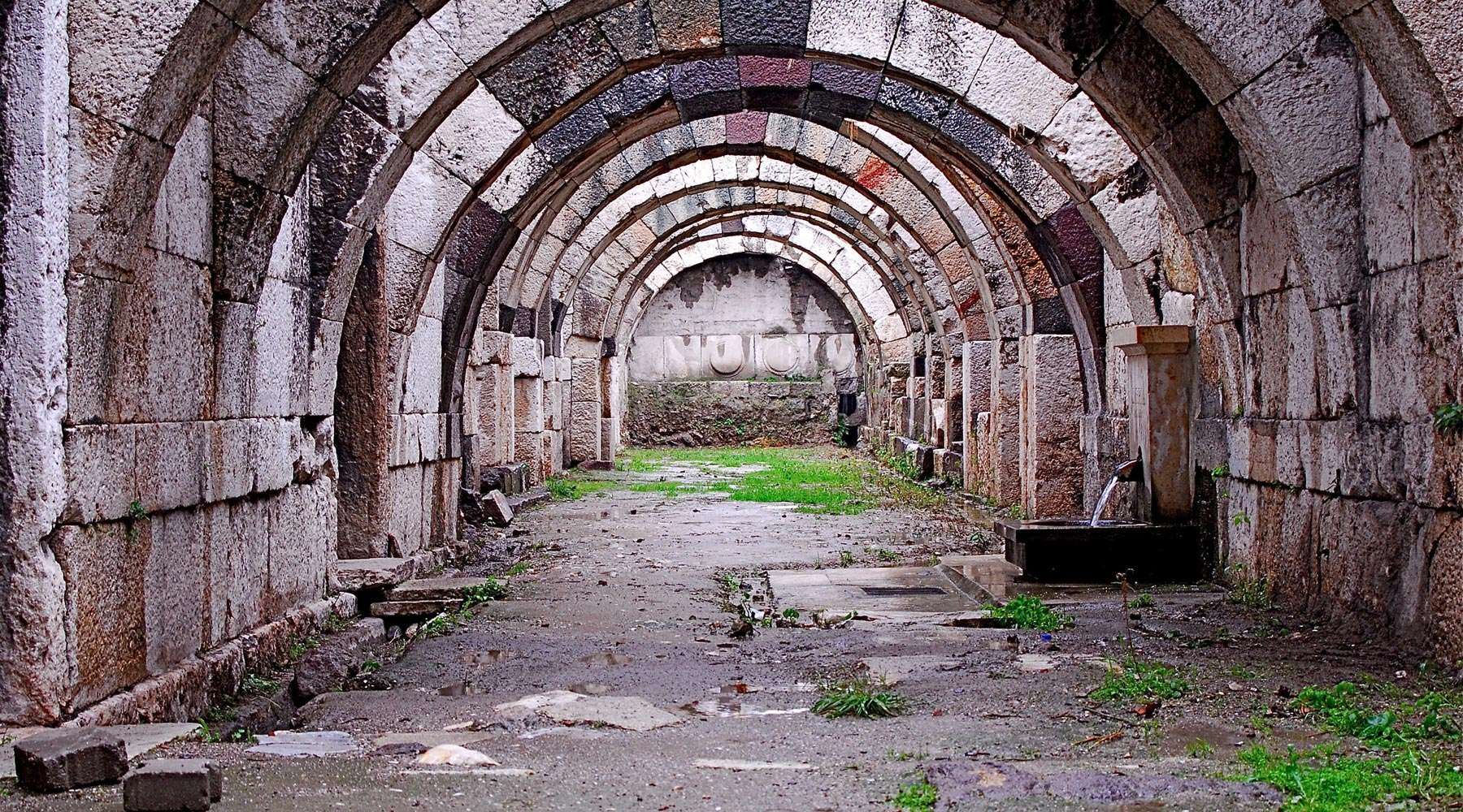 Agora of Smyrna – An Ancient Roman Agora in Izmir, Turkey