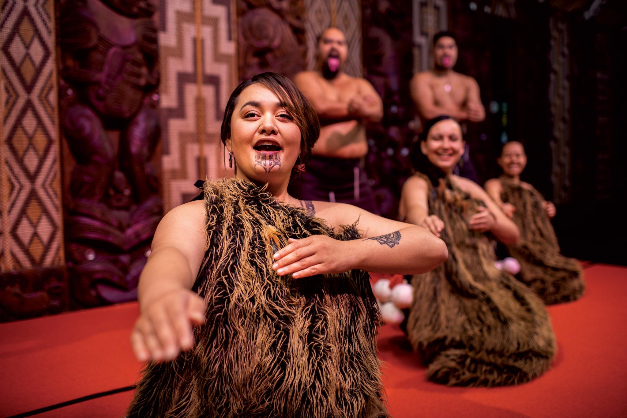 Waitangi Treaty Grounds Cultural Performance