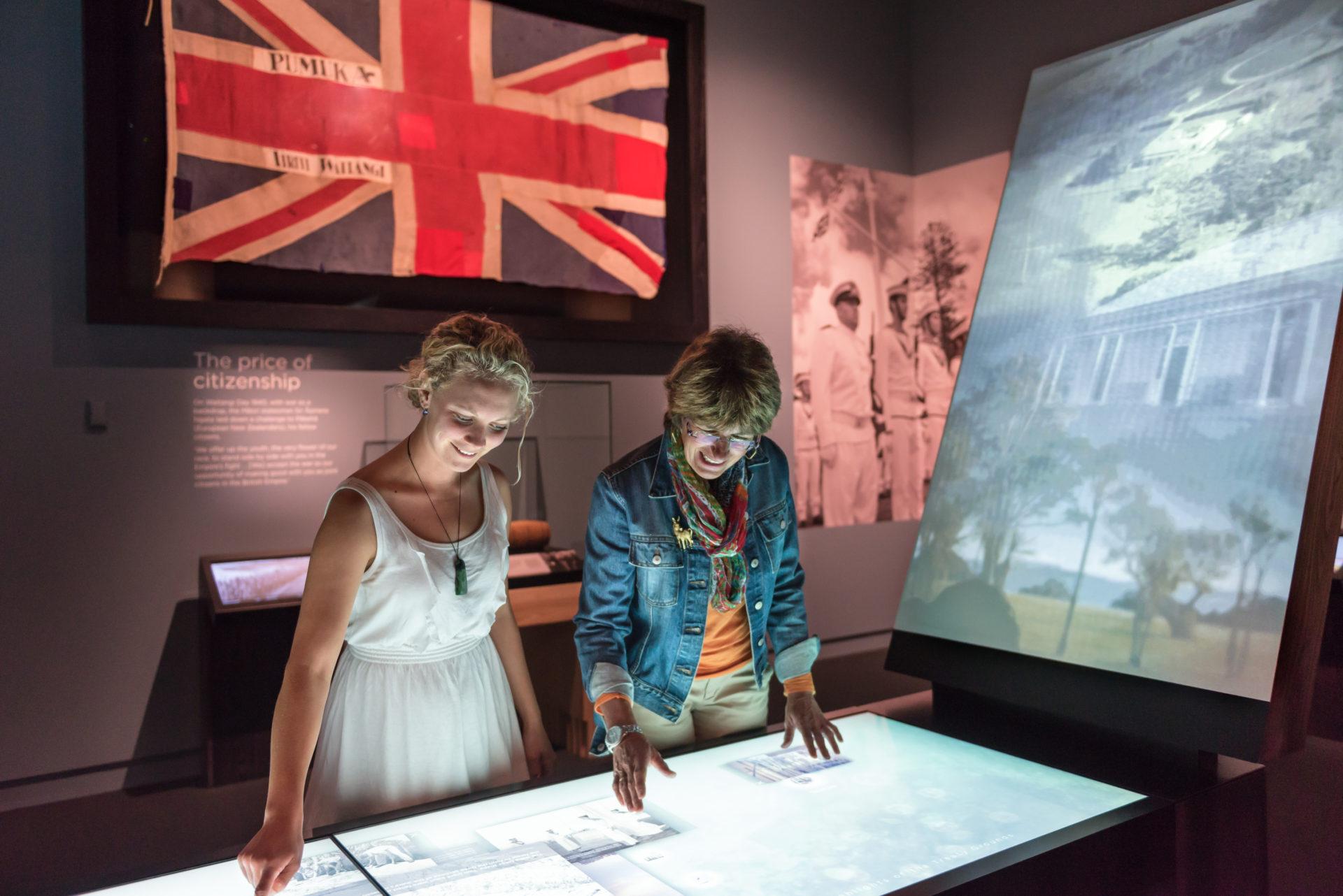 Museum of Waitangi
