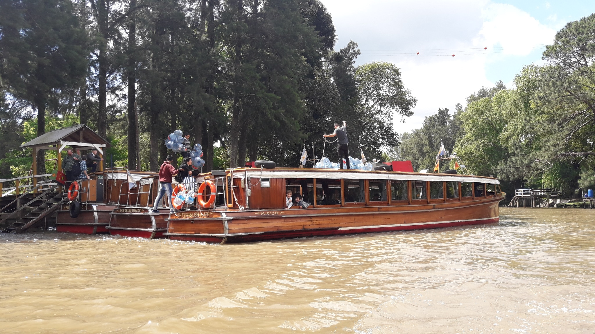 Tigre and The Delta - Buenos Aires Cruising Day Tour 1