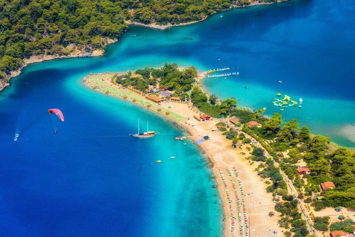 Oludeniz - One of the Most Remarkable Beach Resorts in Turkey 7