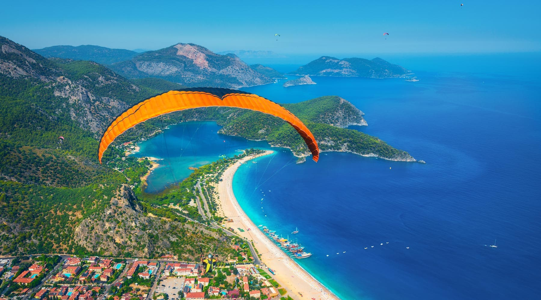 Oludeniz - One of the Most Remarkable Beach Resorts in Turkey 1