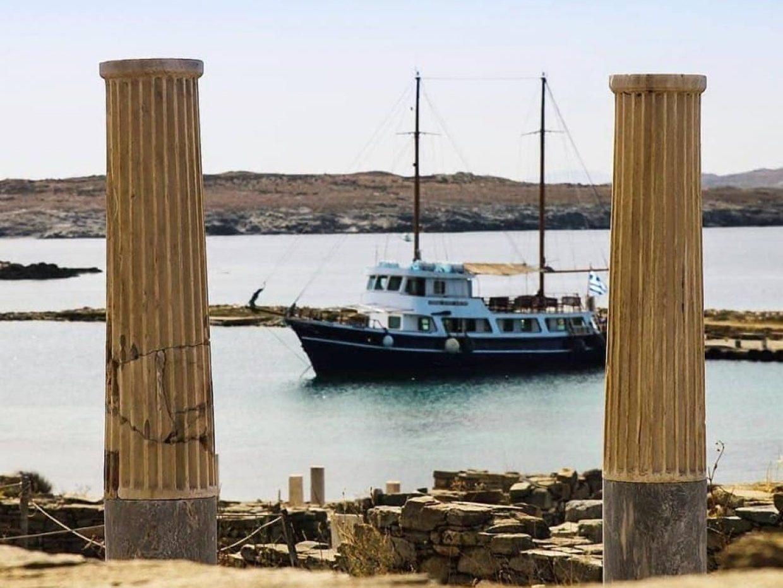 Discover Delos Cruise 2