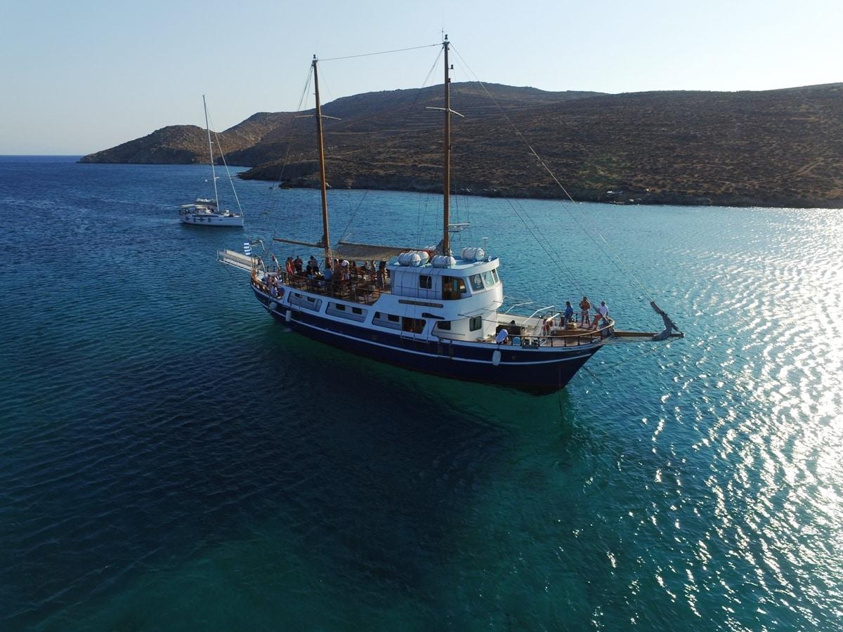 Discover Delos Cruise 4