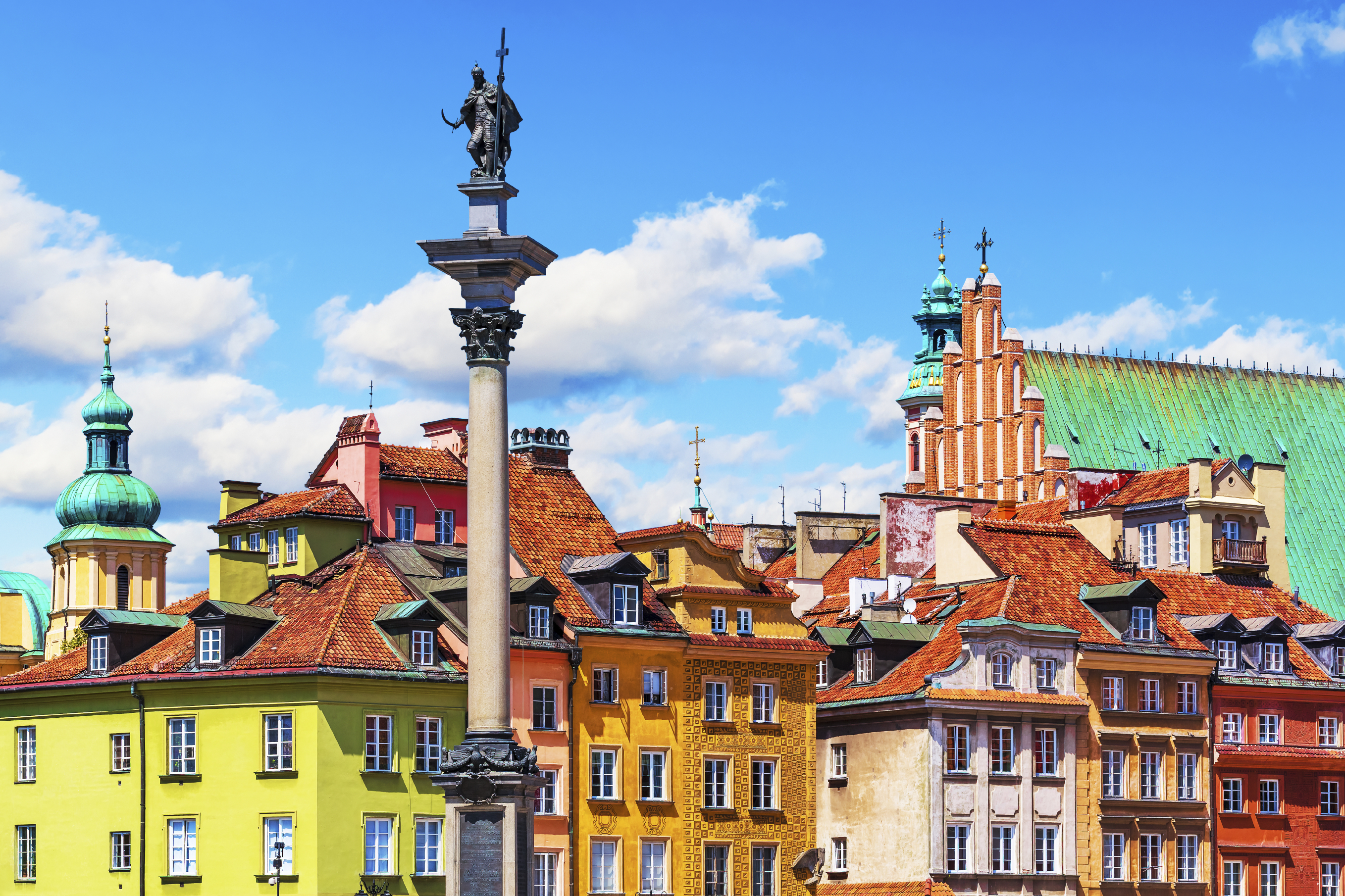 Royal Castle with Warsaw Old Town + Wilanow Palace of King Jan III Sobieski Private Tour 7