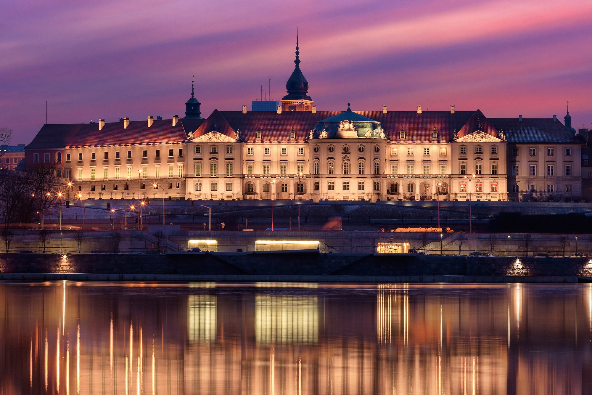 Royal Castle with Warsaw Old Town + Lazienki Park Private Tour 1