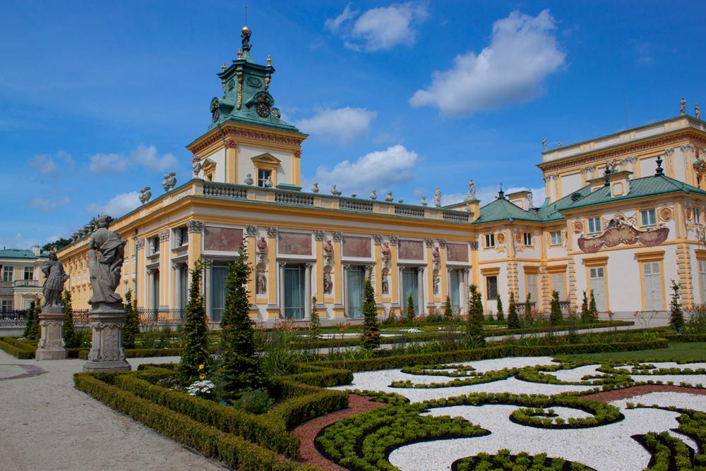 Royal Castle with Warsaw Old Town + Wilanow Palace of King Jan III Sobieski Private Tour 1