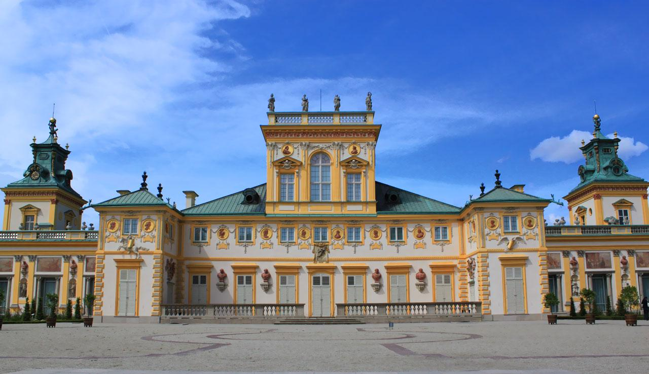 Royal Castle with Warsaw Old Town + Wilanow Palace of King Jan III Sobieski Private Tour 2