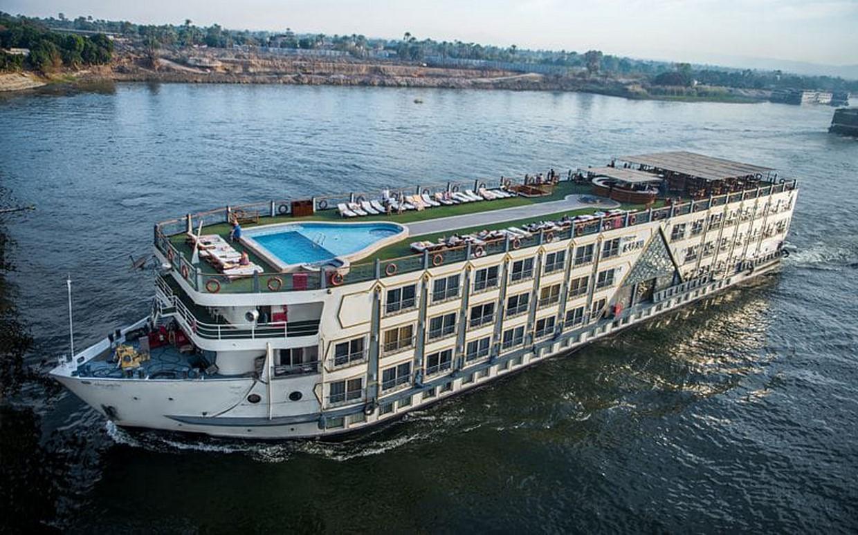 Egypt Nile Cruise Tour (Cairo, Luxor, Aswan, Abu Simbel) + Flights & Guide 1