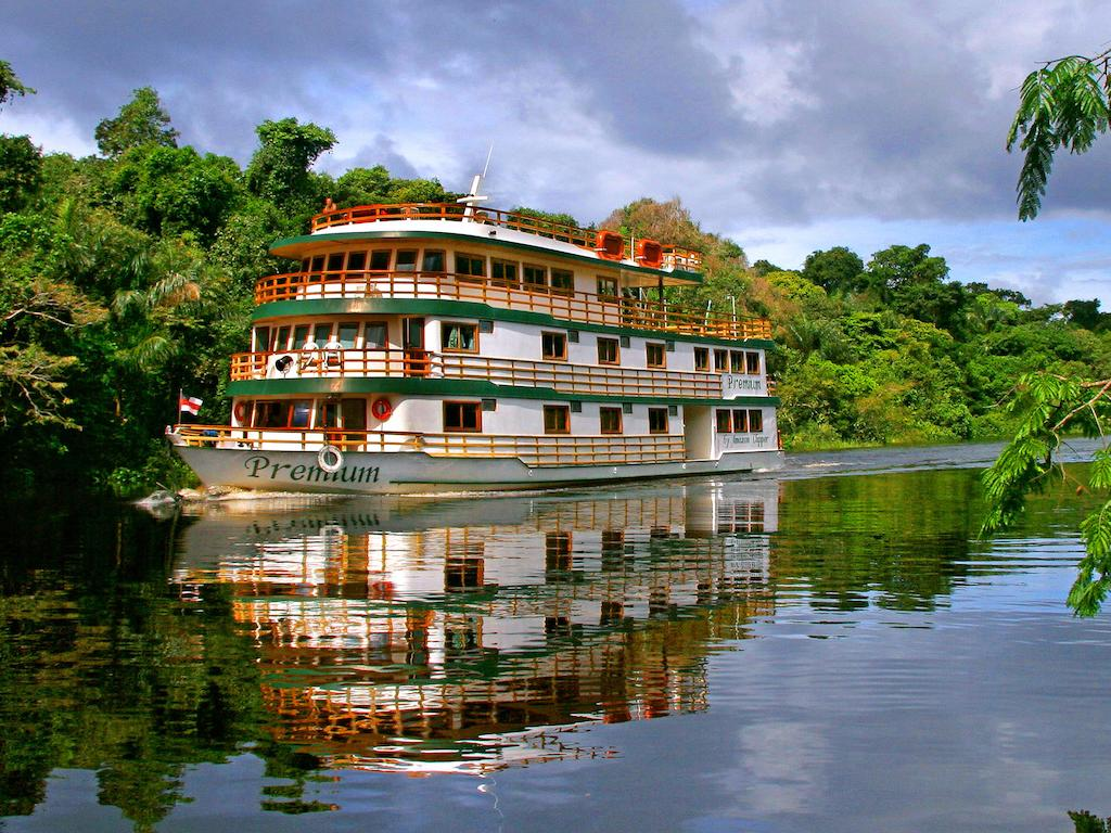 Cruise in the Heart of the Amazon Rainforest 3