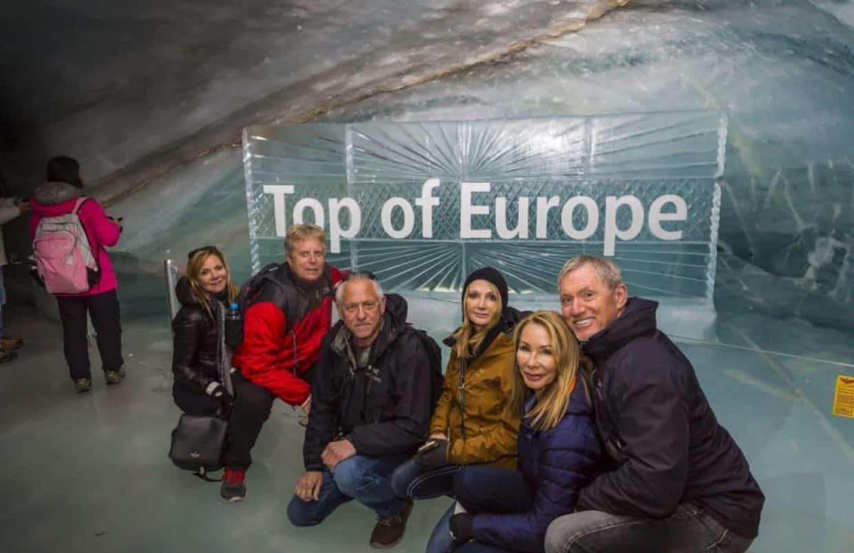 Jungfraujoch Top of Europe 1