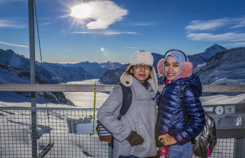 Jungfraujoch Top of Europe 6