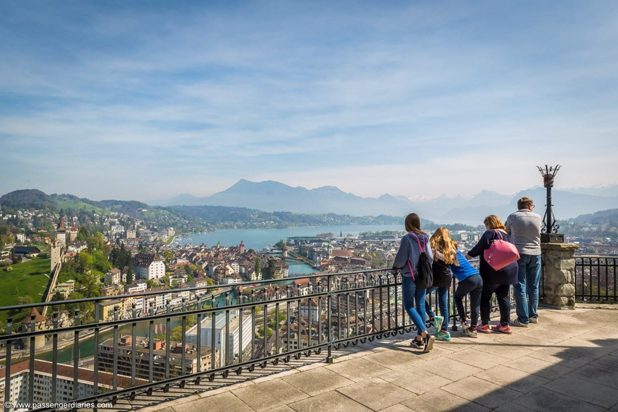 Lucerne Chocolate Tasting with Lake Trip and City Tour 4