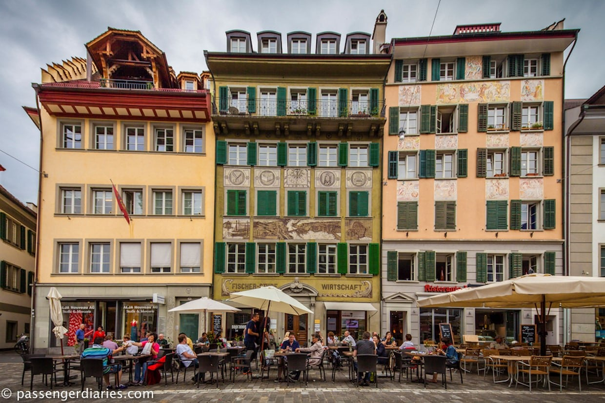 Lucerne Real Culinary Tasting Tour 8