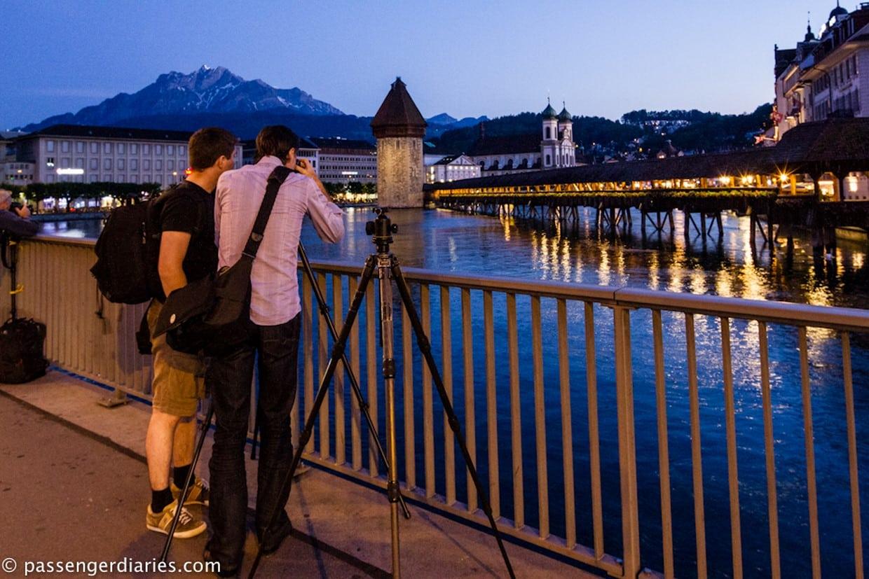 Lucerne Night Photo Tour 2