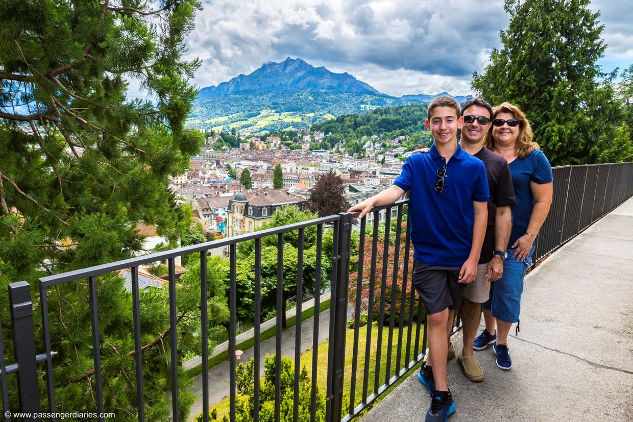 Lucerne Walking and Boat Tour 1