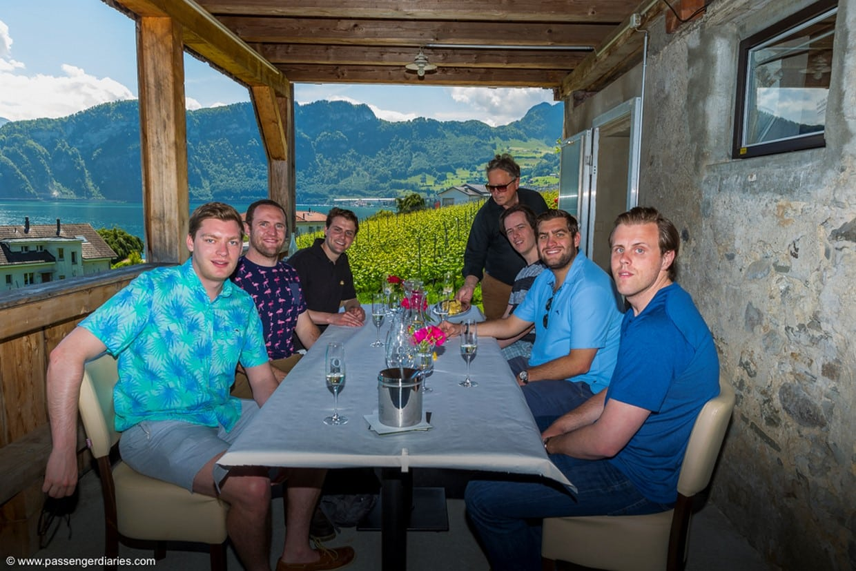 Lucerne Wine Tasting Tour by Lake Lucerne in a Traditional Winery 1