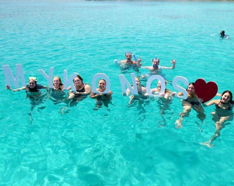 Rhenia & Delos Cruise 1