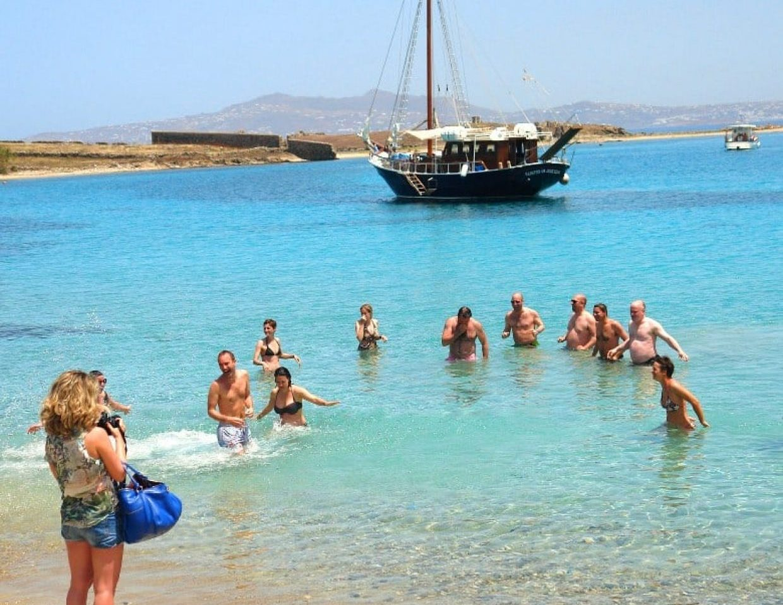 Rhenia & Delos Cruise 2