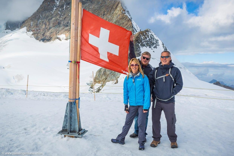 Jungfraujoch Top of Europe 2