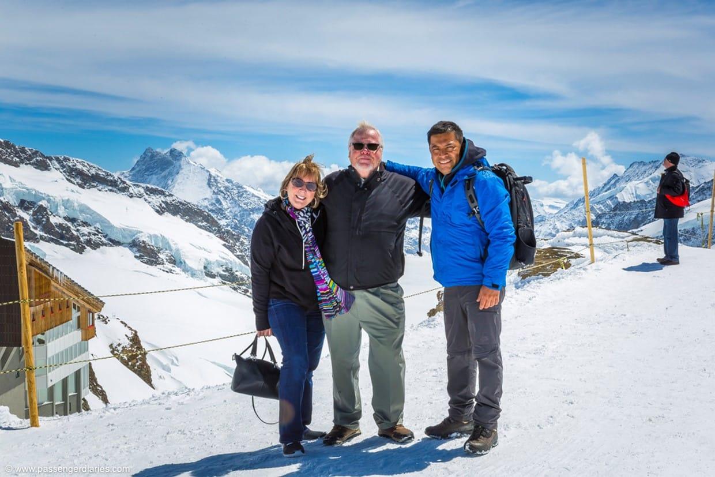 Jungfraujoch Top of Europe 4