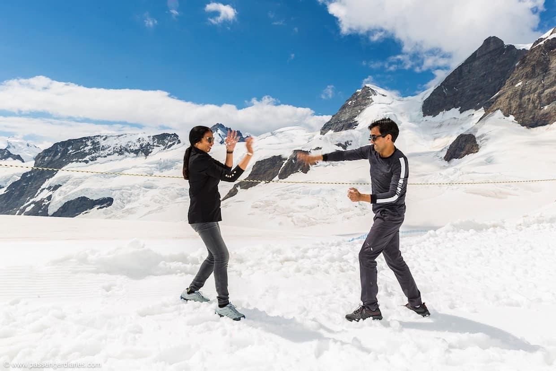 Jungfraujoch Top of Europe 5