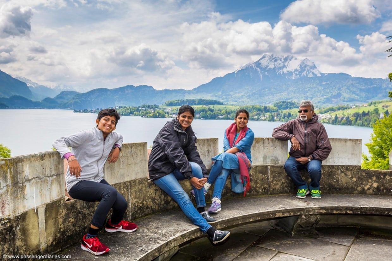 Lucerne Castles & Villages Tour 5