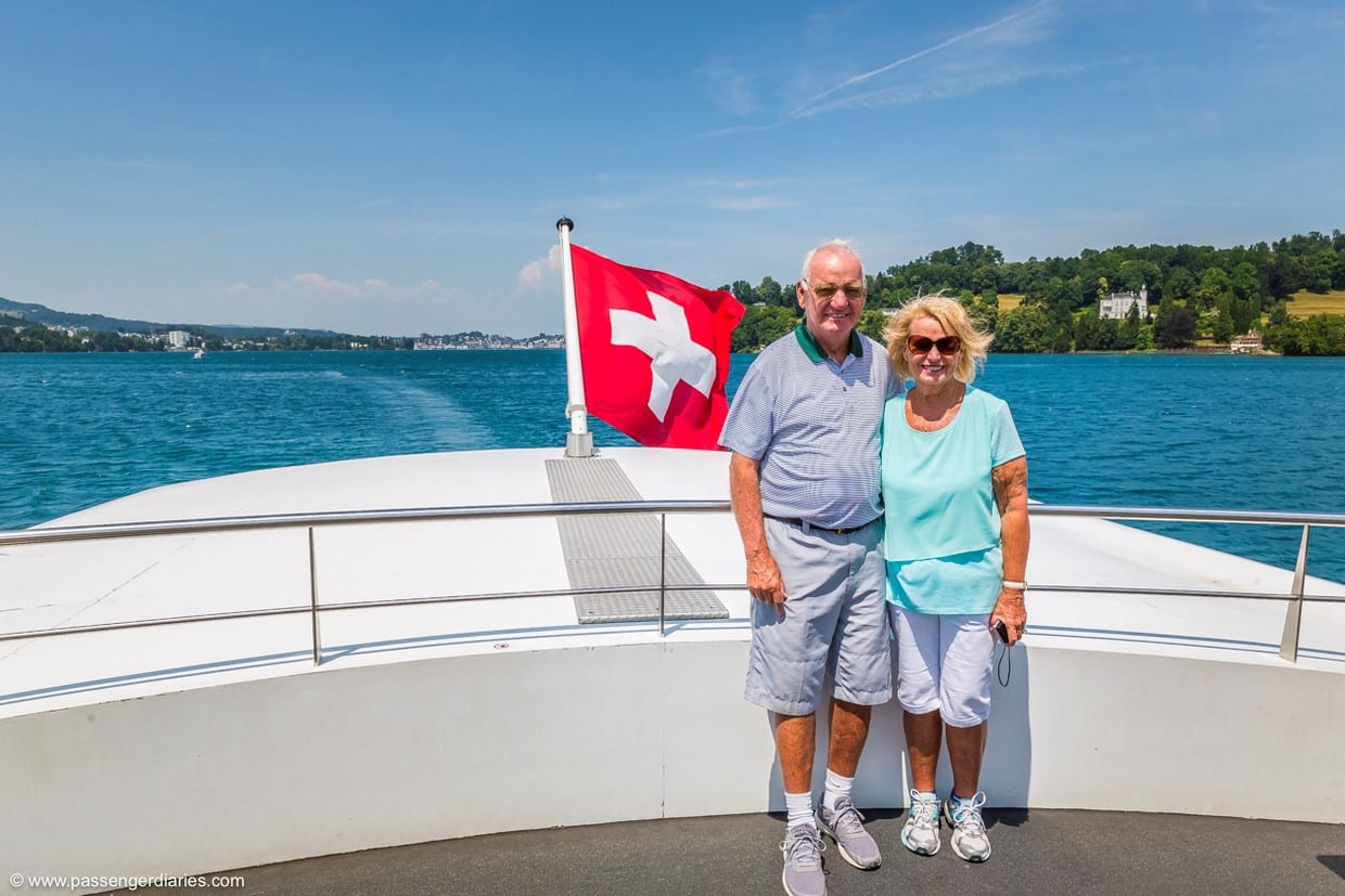 Lucerne Chocolate Tasting with Lake Trip and City Tour 8