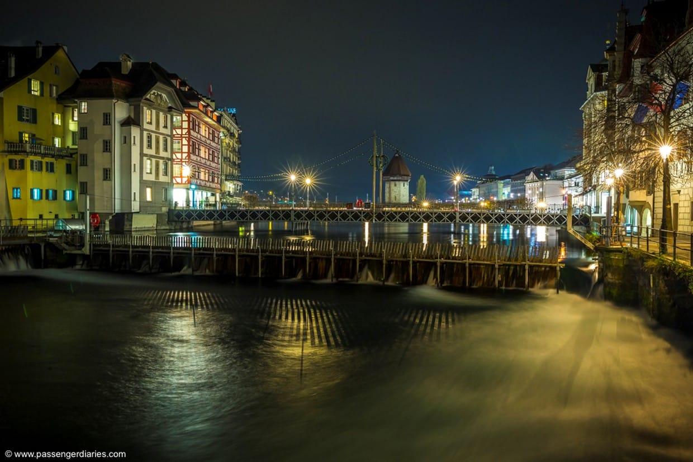 Lucerne Night Photo Tour 6