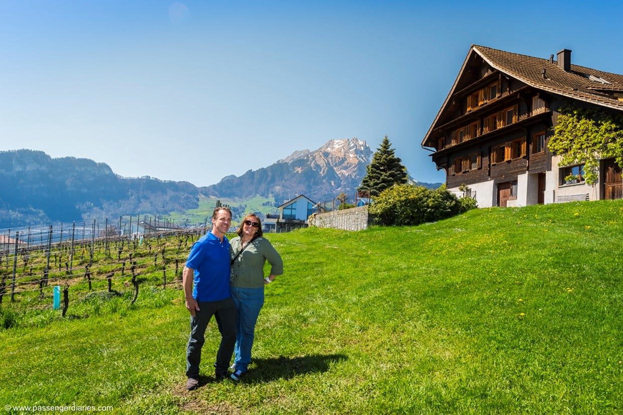Lucerne Wine Tasting Tour by Lake Lucerne in a Traditional Winery 4